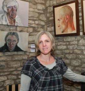 catherine macdiarmid portrait artist