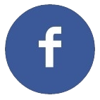 facebook round transparent